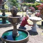 Portland Garden Decor Concrete Statues, Art, and Plaques