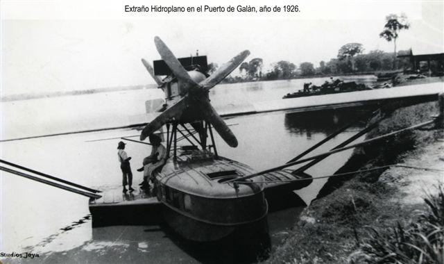 Puerto Galan 1926