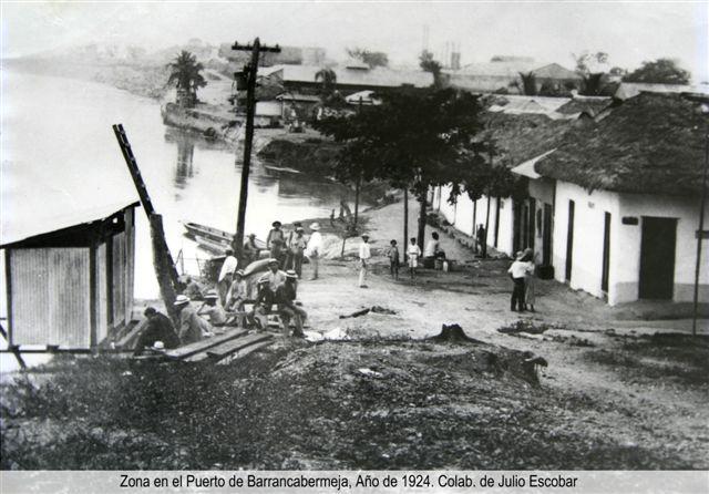 Historias de Barrancabermeja de los años 30