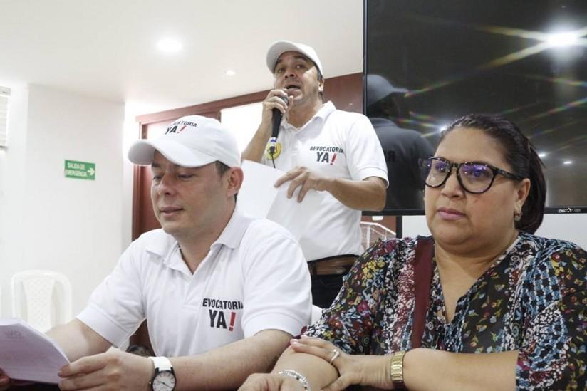 En Barrancabermeja, una revocatoria que está separando familias y amigos
