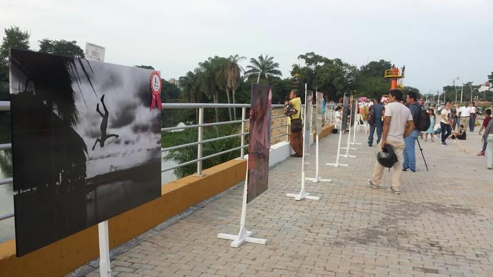 El Malecón vuelve a ser visitado por los barranqueños