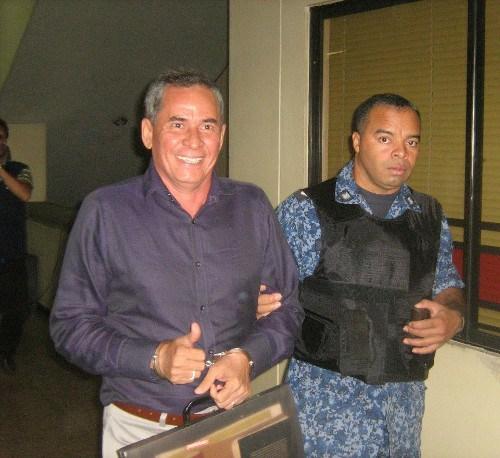 David Ravelo queda en libertad condicional tras condena caso David Núñez.