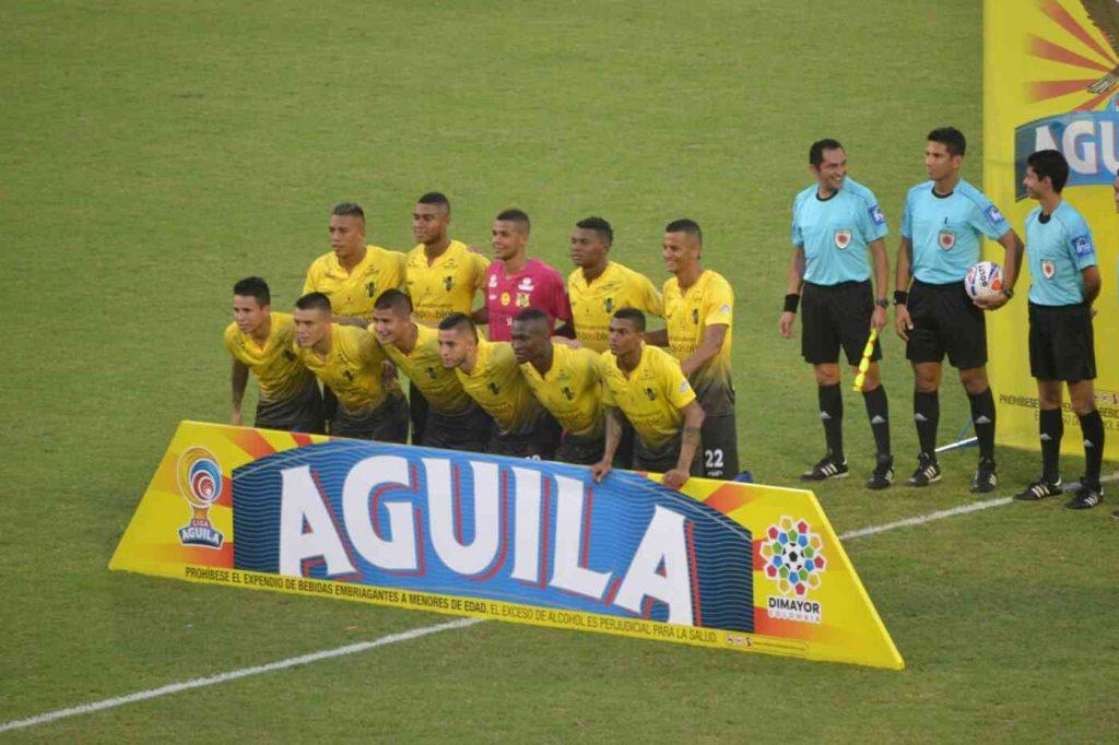 Alianza Petrolera venció 2 - 1 al Atlético Bucaramanga