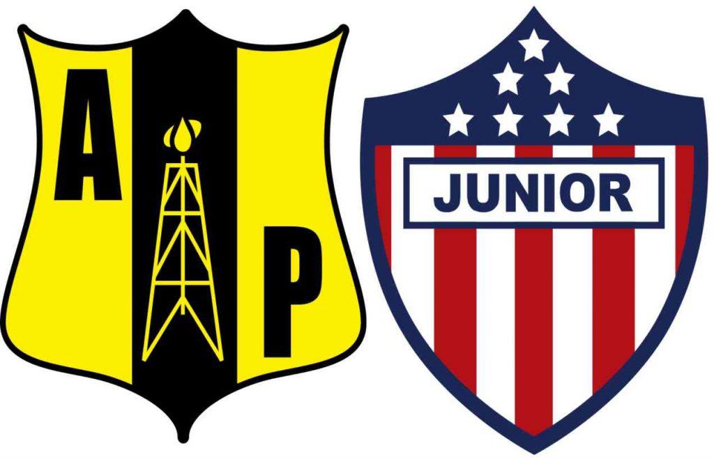 Alianza enfrenta hoy lunes 24 en B/bermeja al Junior de Barranquilla