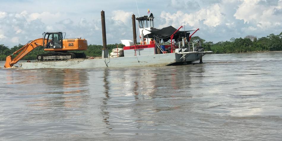Lista la nueva APP para recuperar navegabilidad del río Magdalena