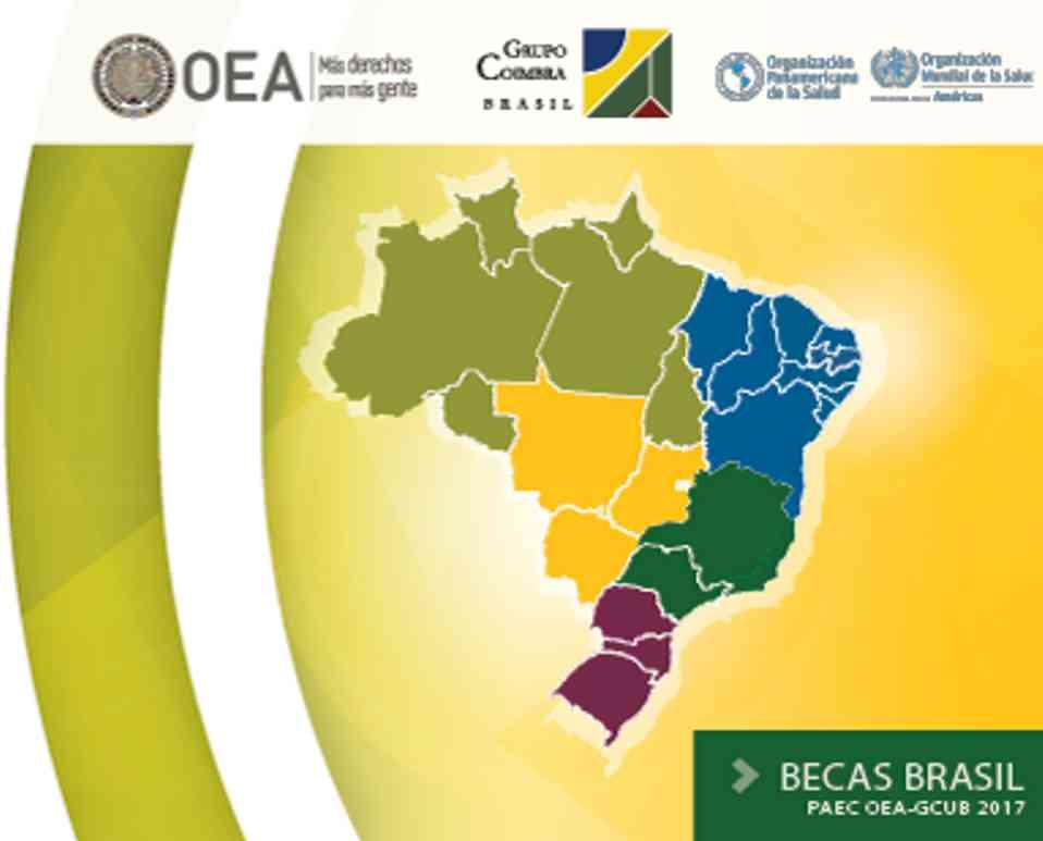 Becas para estudiar Maestrías y Doctorados en Brasil
