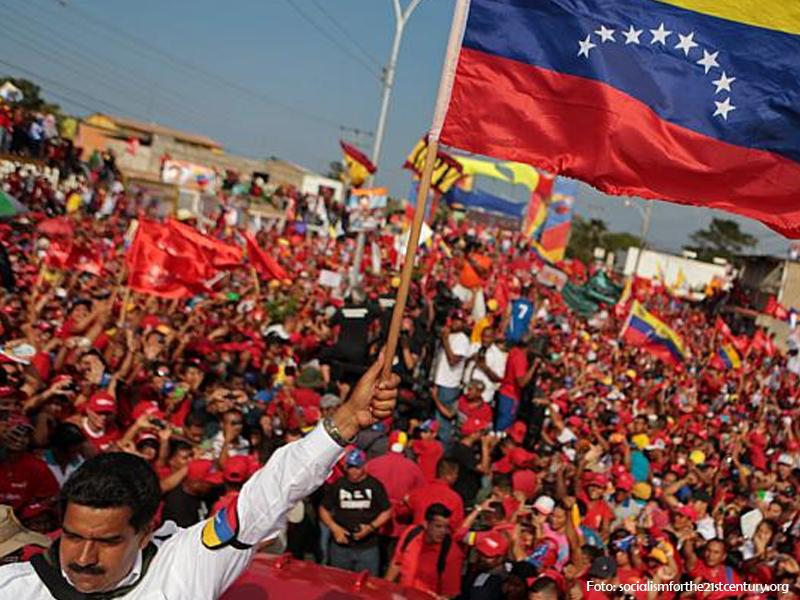 La USO reconoce legitimidad del gobierno de Nicolás Maduro en Venezuela