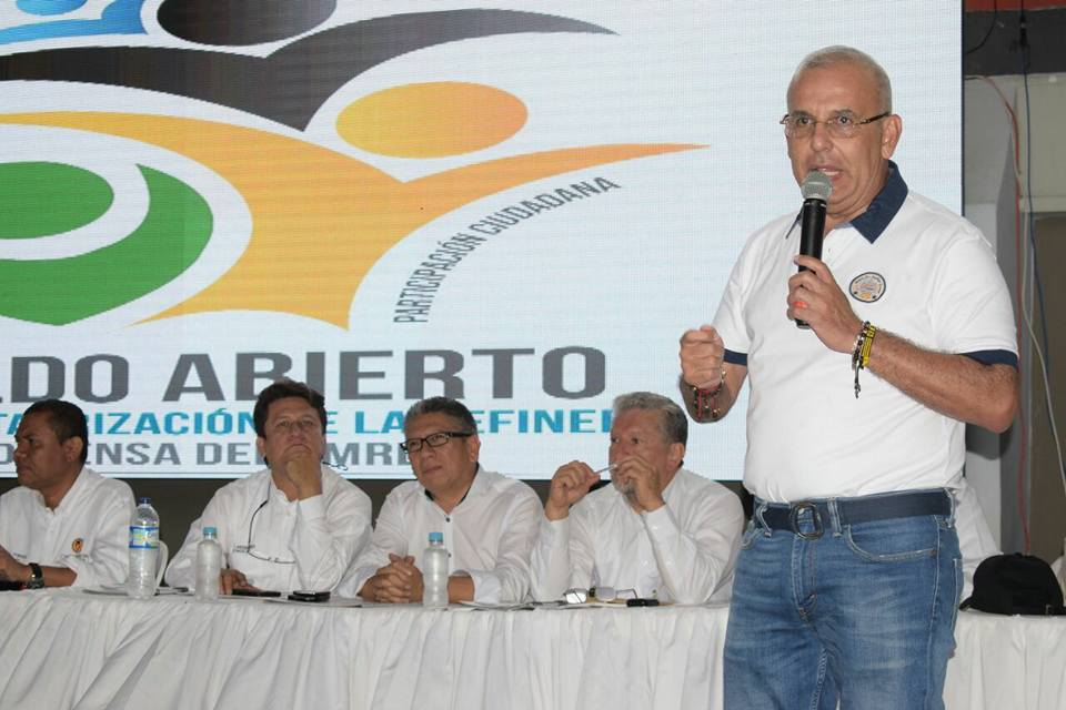 Cabildo Abierto aprobó Paro Cívico y fijará hora cero en noviembre