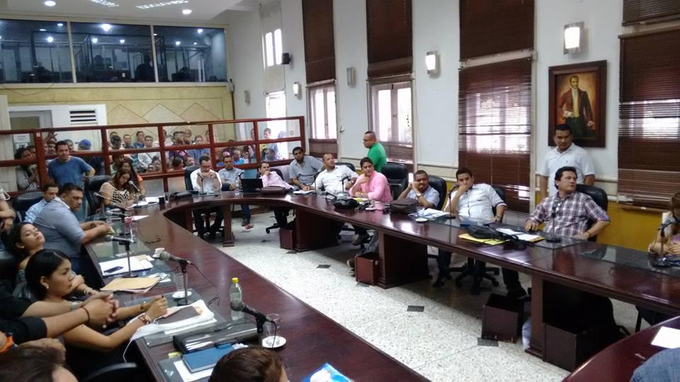 Concejo aprueba 'Cabildo Abierto', a favor del PMRB, propuesto por el Alcalde
