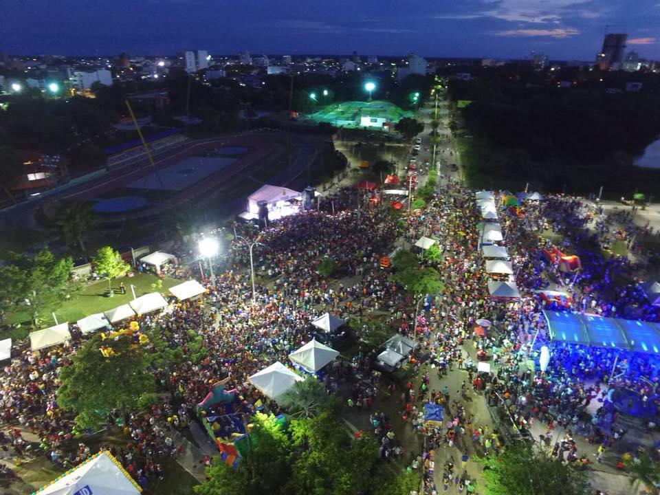 Se lució la Alcaldía Municipal en la celebración de la fiesta de los niños