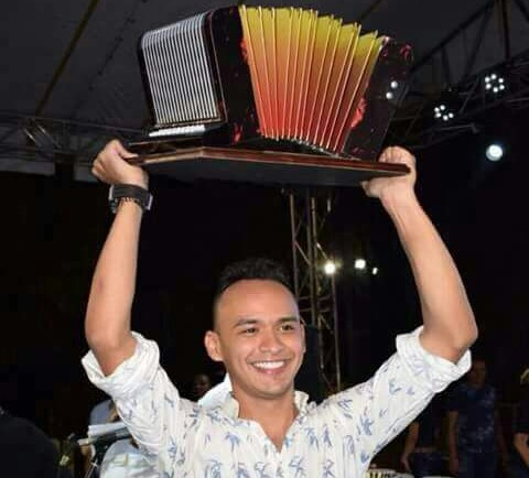 Jairo de la Ossa es el nuevo 'rey' del Festival de Acordeones en B/bermeja
