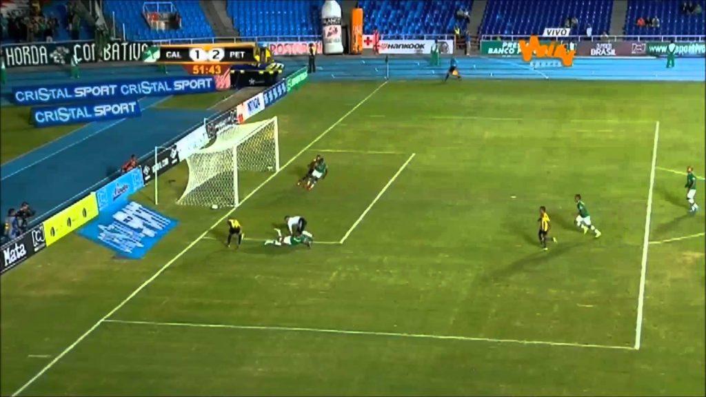 Alianza Petrolera ganó 2 por 1 y eliminó al Deportivo Cali