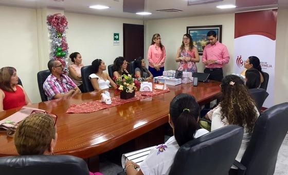 Clausura Voluntariado Cámara de Comercio de Barrancabermeja