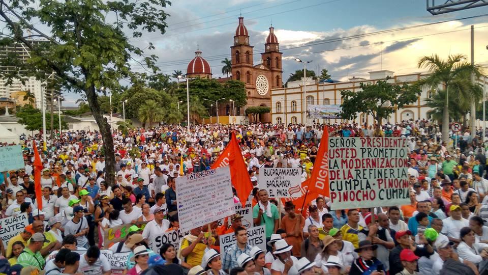 """Comité Cívico será vocero ante Ecopetrol por el PMRB"": Concejo Municipal."
