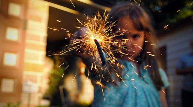 Hasta ahora, cero quemados con pólvora en fiestas de fin de año