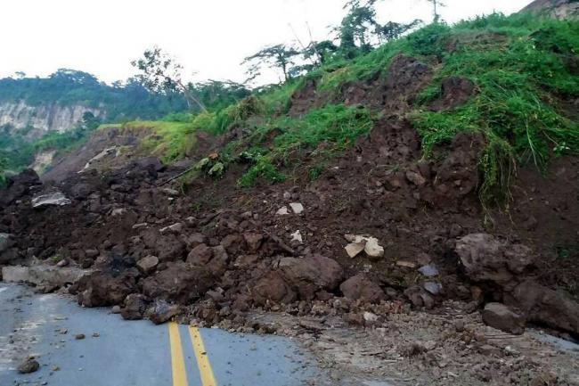 Ante buen clima, amplían por una hora el paso en la vía a Bucaramanga