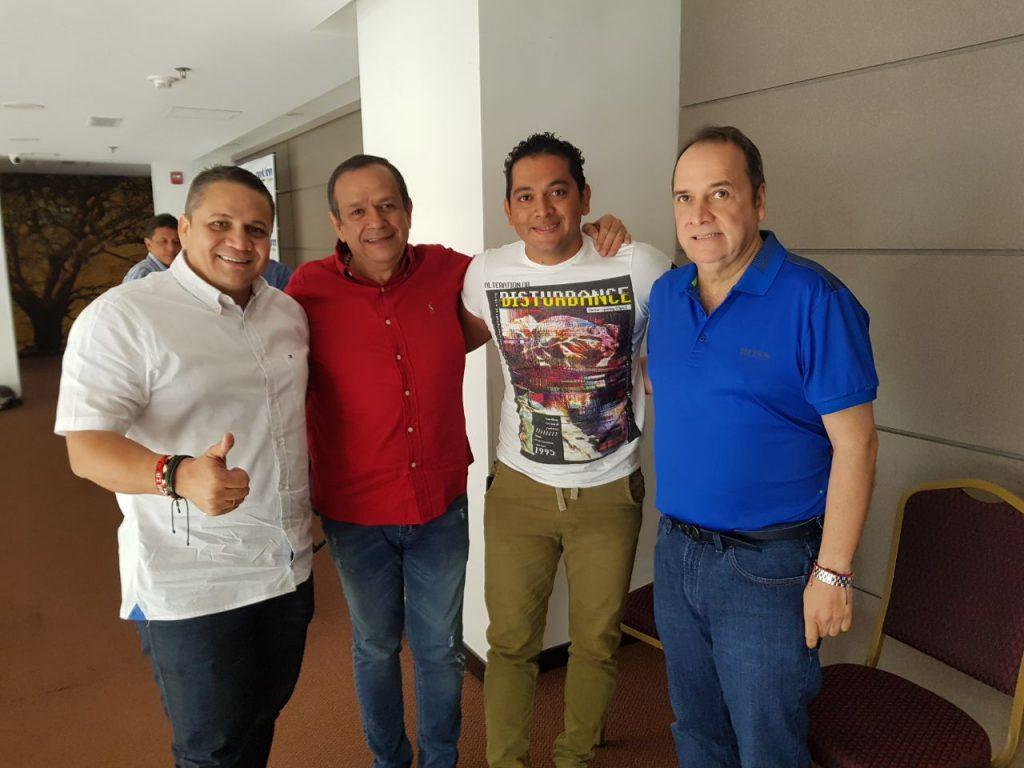 En B/bermeja arranca campaña de Jaime Durán y Edgar Gómez Román