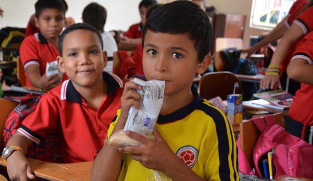 Programa de Alimentación Escolar, a la espera del segundo debate