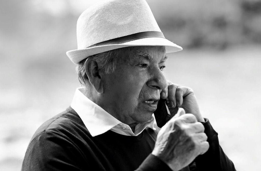 Murió don José Ignacio Contreras, padre del arquitecto Óscar Contreras