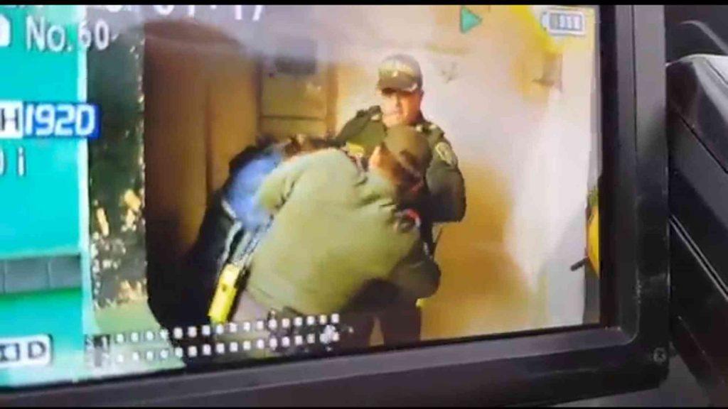 Aquí el video en donde la Policía agrede a trabajadores 'tercerizados' de Ecopetrol