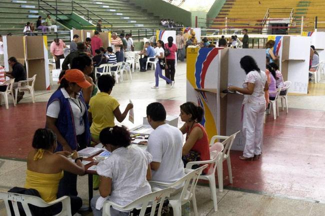 Alcaldía garantiza seguridad durante los comicios del 11 de marzo