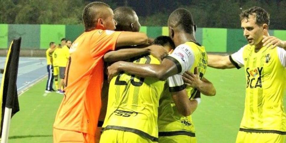 En B/bermeja, Alianza Petrolera goleó al Jaguares de Córdoba 4 a 0