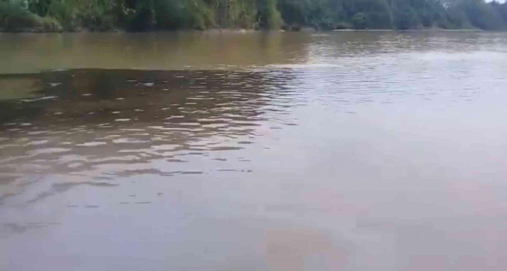 Ecopetrol acepta que derrame llegó al río Sogamoso.