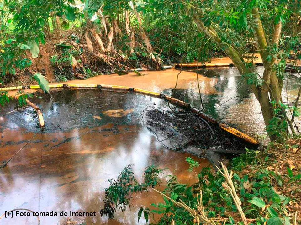 """""""Ecopetrol debe responder por los impactos ambientales en Lizama"""", dice la USO"""