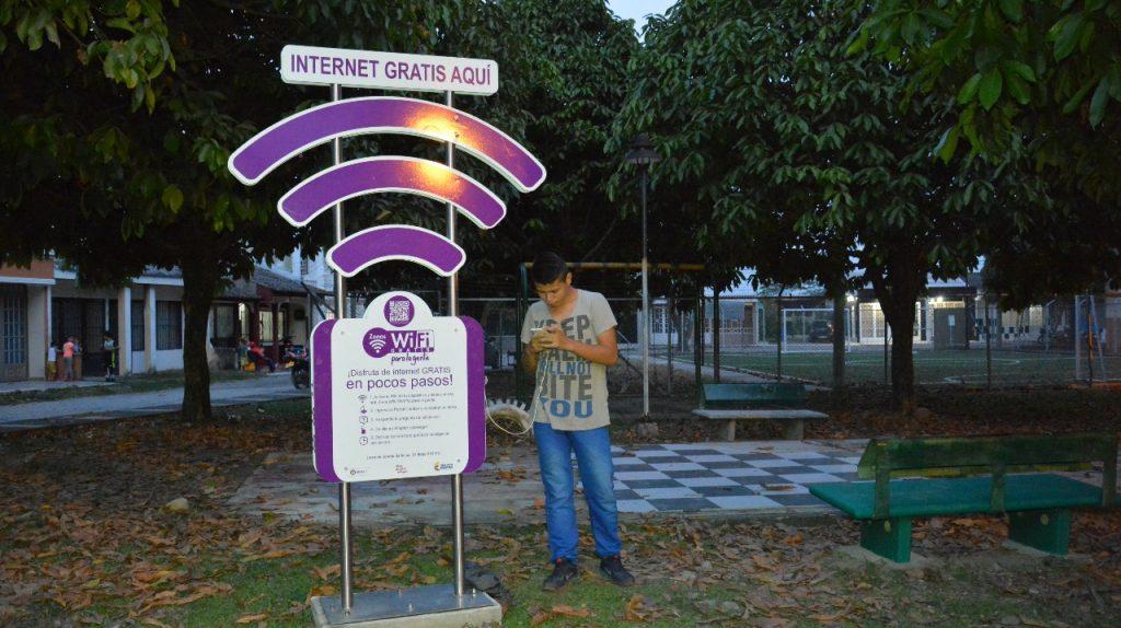 Conozca en Barrancabermeja las 3 zonas Wi-Fi gratuitas ofrecidas por el gobierno