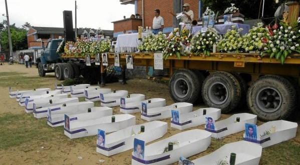 Coronel (r), Joaquín Correa, se someterá a la JEP por masacre del 16 de Mayo