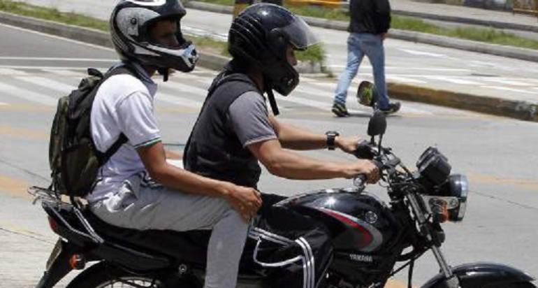 Policía solicitará restricción de parrilleros en 3 comunas de Barrancabermeja