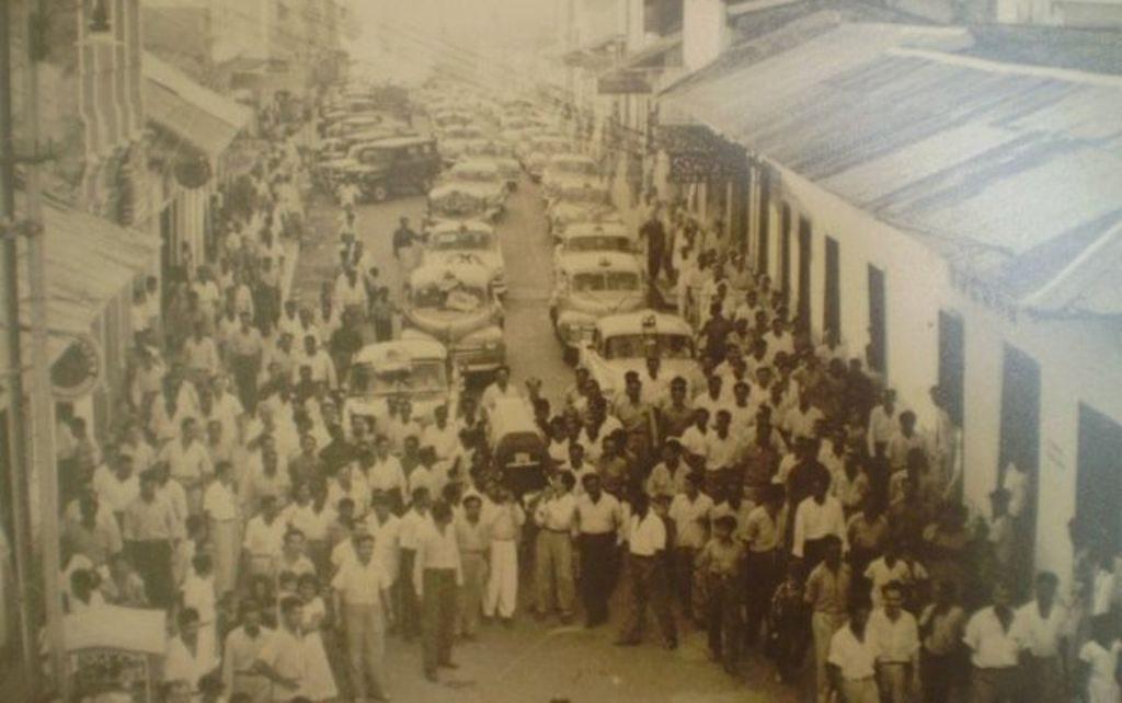 ¿Qué sucedió en B/bermeja, hace 70 años, el abril 9 de 1948?
