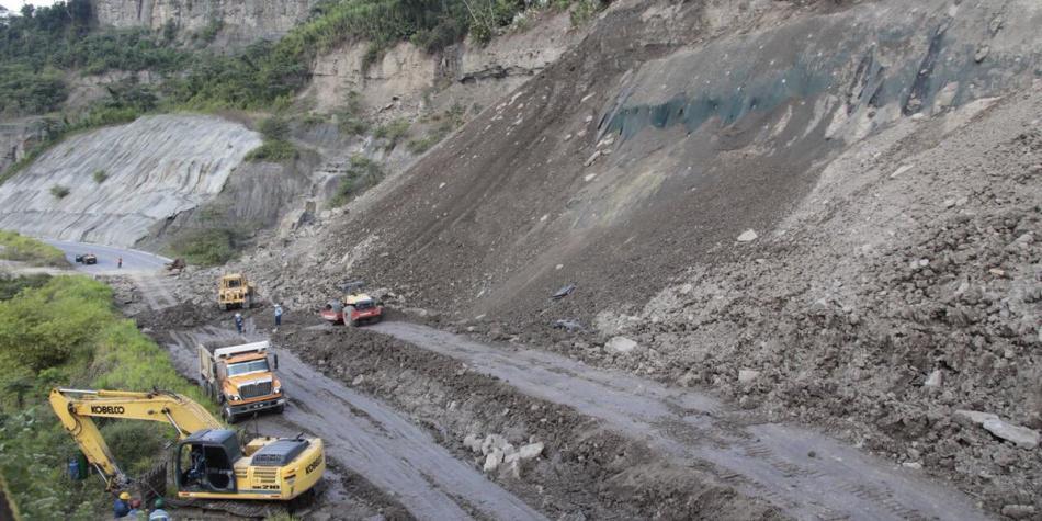 INVÍAS acusa a ISAGEN de no querer responder por daños en la vía a Bucaramanga