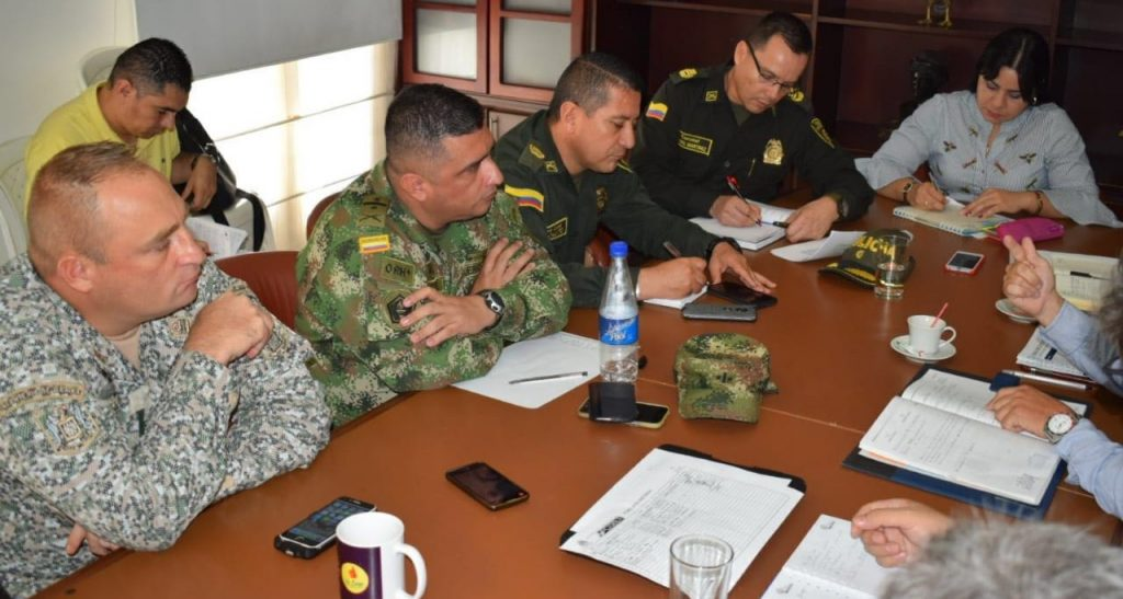En Consejo Extraordinario de Seguridad se habilitó pago de recompensa y patrullajes en los barrios