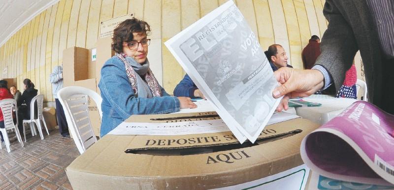 MOE: 82 municipios de Colombia tienen más votantes que habitantes.