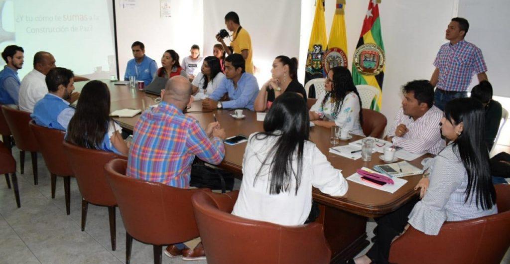 Se reactiva en Barrancabermeja, después de un año, la Mesa para el Posconflicto
