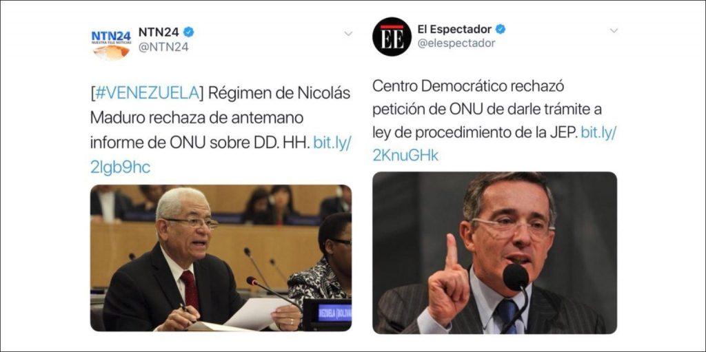Partido de Iván Duque rechazó petición de ONU de darle trámite a ley de procedimiento de la JEP.