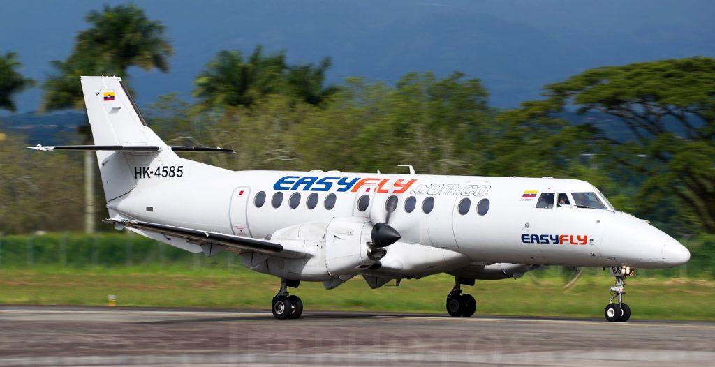 Easy Fly regresa a Barrancabermeja