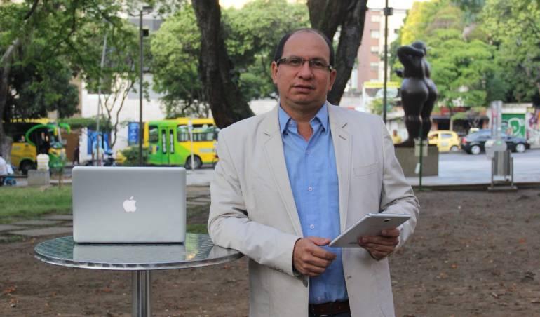 FLIP critica orden de arresto contra el periodista Juvenal Bolívar