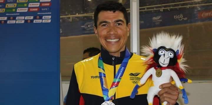 Ciclista barranqueño ganó medalla de plata en Juegos Centro Americanos y del Caribe