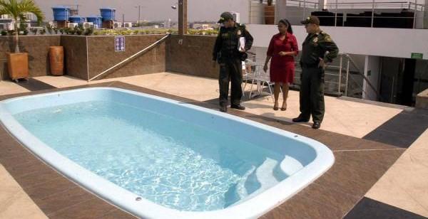 Secretaría de Salud toma medidas sanitarias de seguridad en piscinas