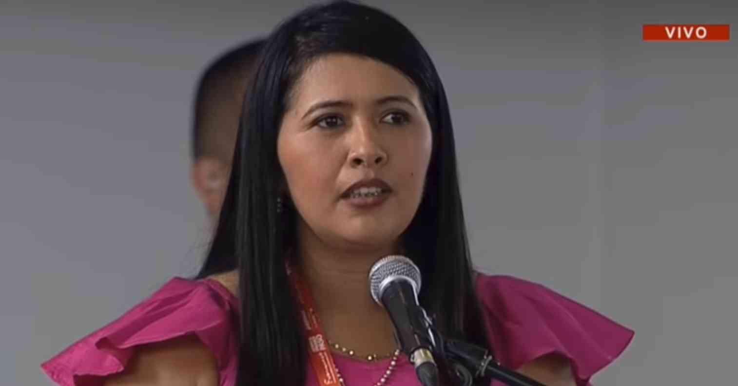 Directora del Centro de Convivencia Ciudadana, un ejemplo de superación y dignidad