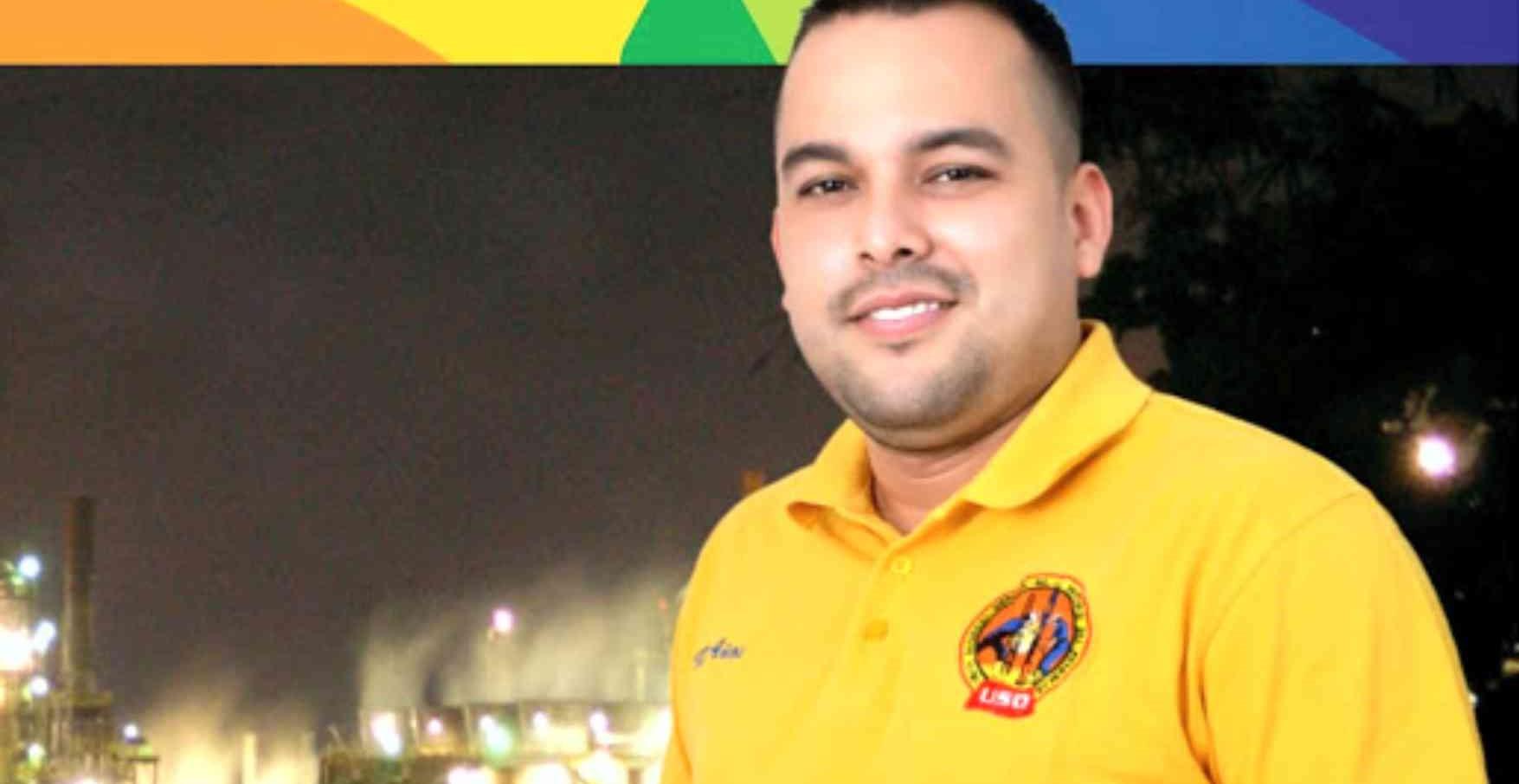 """""""La USO —históricamente— ha luchado por los trabajadores tercerizados"""": Edwin Palma"""