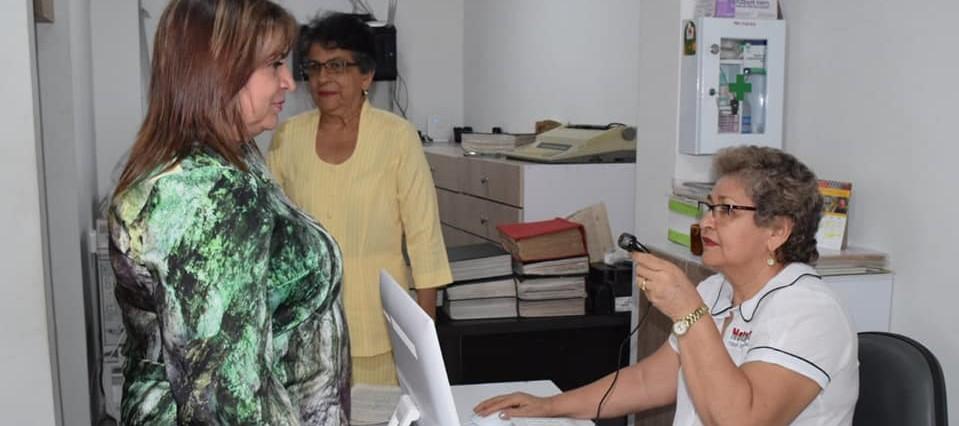 Se posesionó Elizabeth Lobo como Alcaldesa encargada de B/bermeja