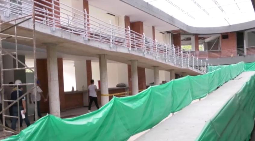 Listos recursos para finalizar construcción del colegio La Fortuna