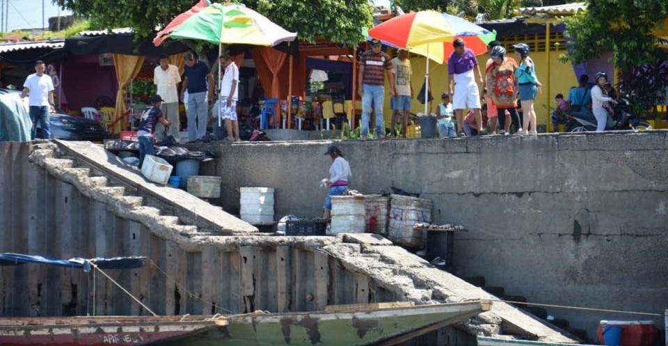 Ante riesgo inminente en la ribera del río Magdalena CMGRD tomará medidas
