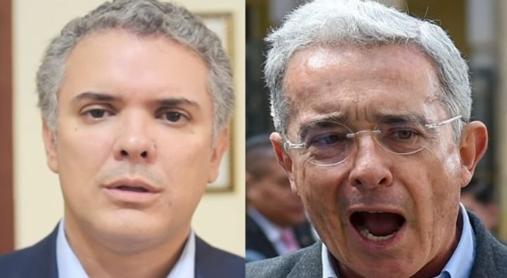 Desencuentros entre Duque y Uribe