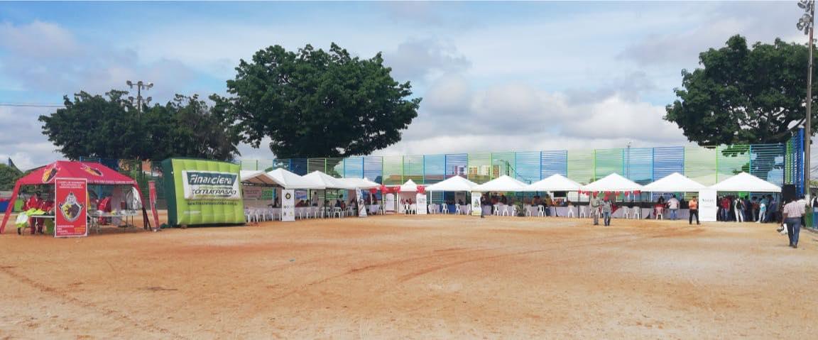 Con éxito se realizó la Feria de la Formalización Empresarial
