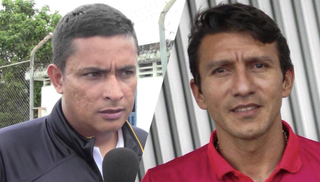 César Torres y Sergio Herrera asumen la dirección técnica de Alianza