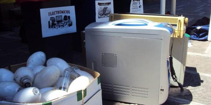 Inició jornada de recolección de residuos posconsumo en Barrancabermeja